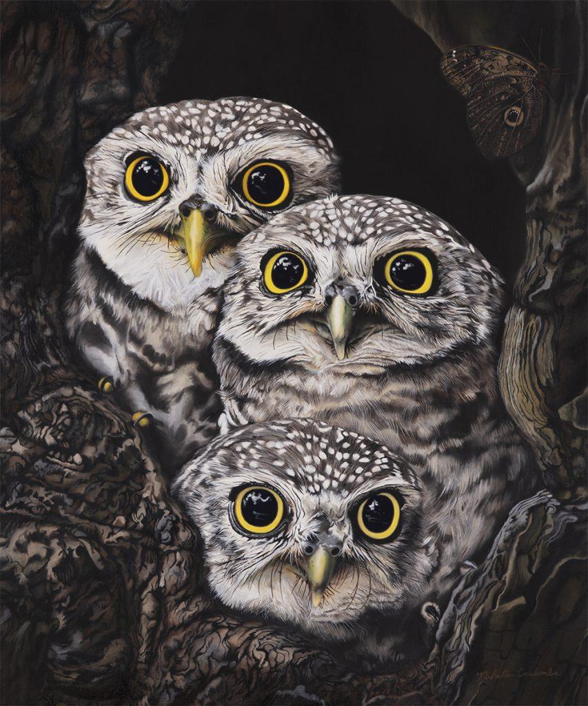coulombe-nikita-oil-three-little-owls