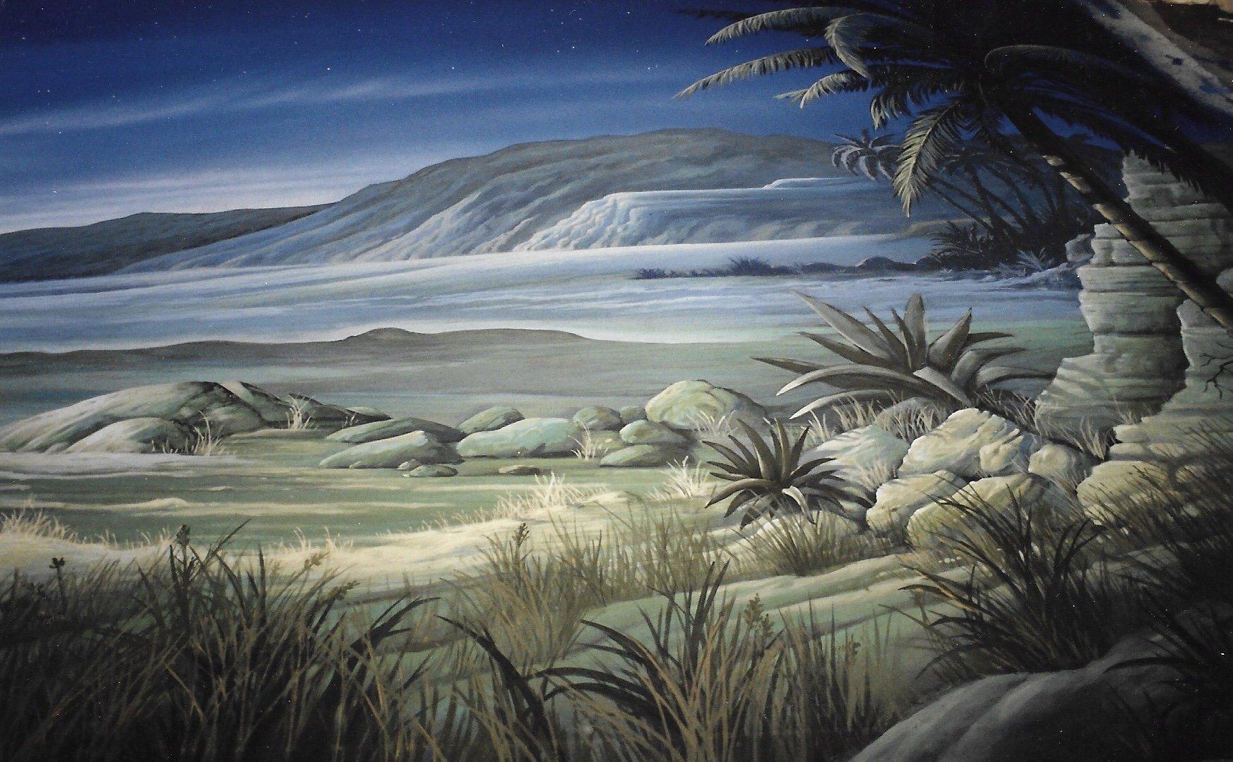 Angie Baker Mural