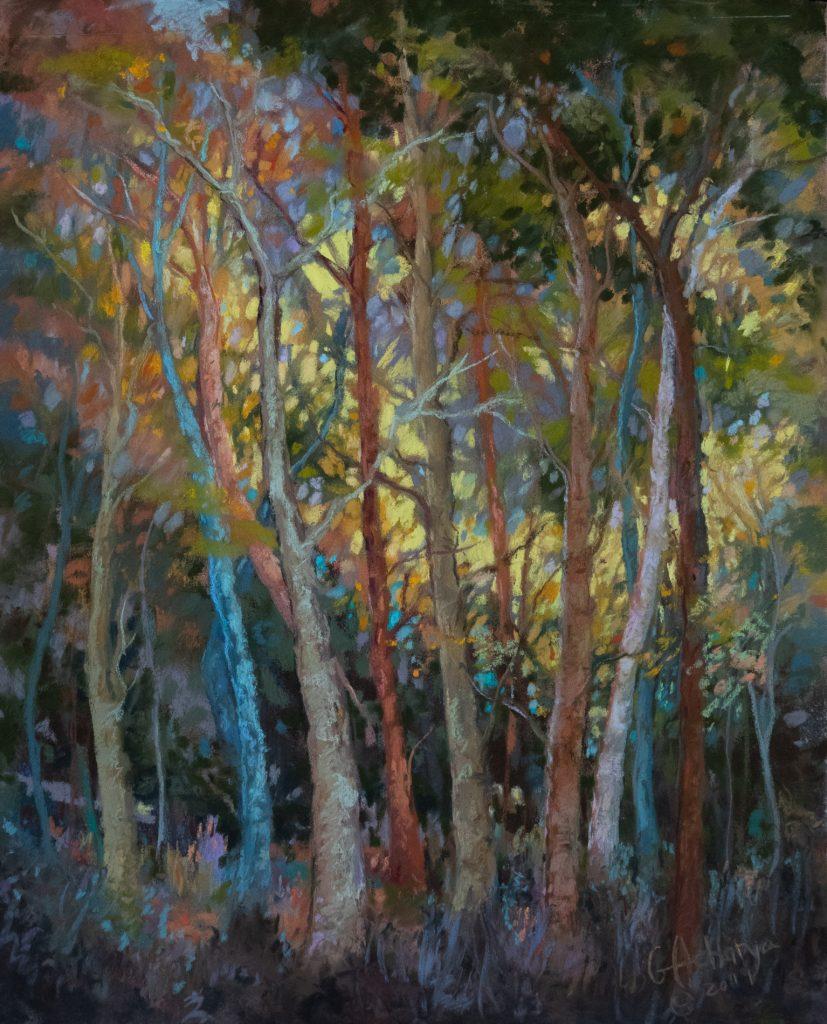 Acharya-gretchen-pastel-Autumn-Delight