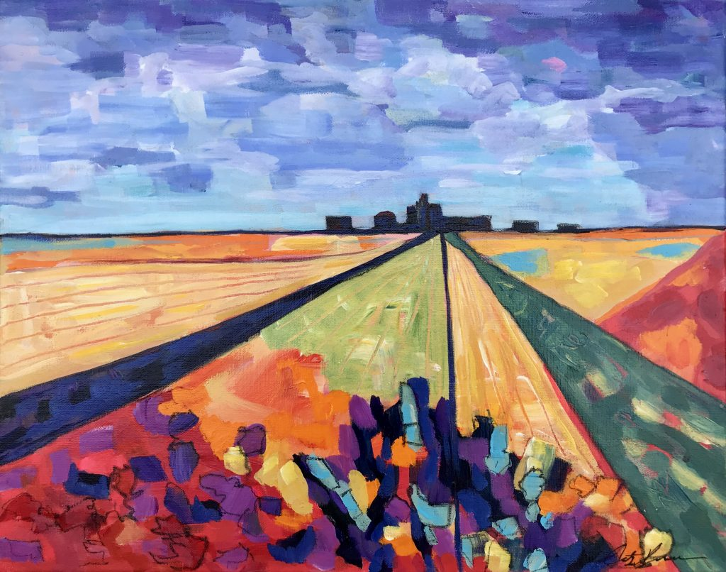 Faughnan-Cathy-Acrylic-Farmscape