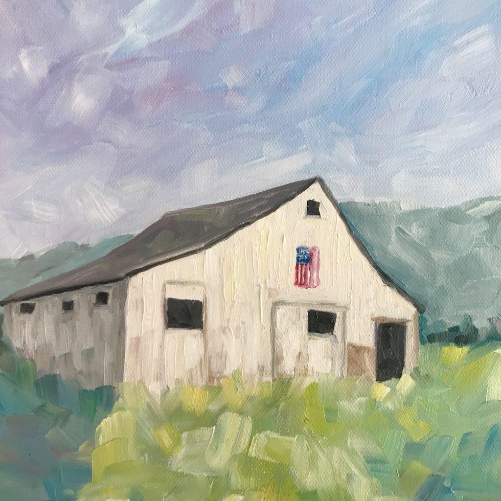 Faughnan-Cathy-Oil-American-Heritage