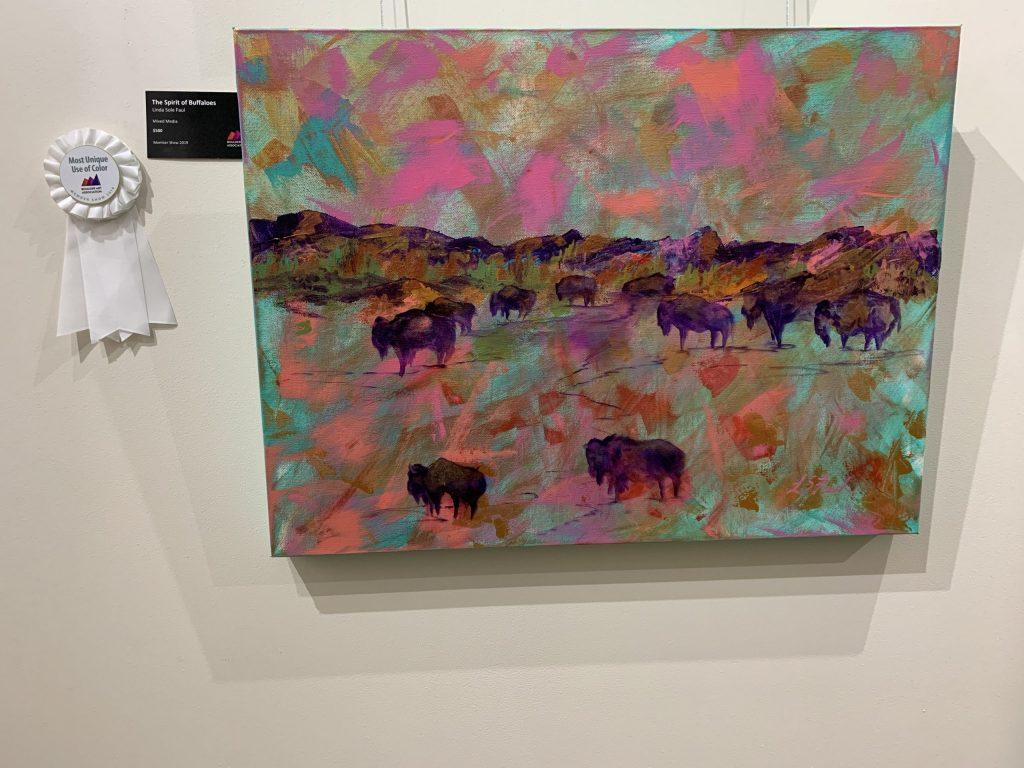 Spirit of Buffalo Linda Faul