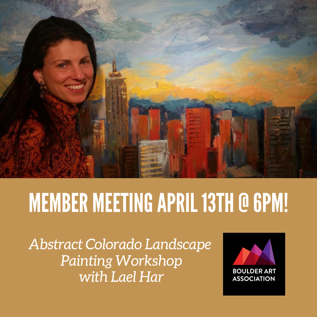 Lael Har - BAA member meeting 4/13 6pm