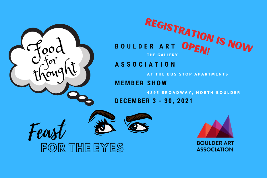 Food for Thought; Feast for the Eyes BAA Art Show Registration Open
